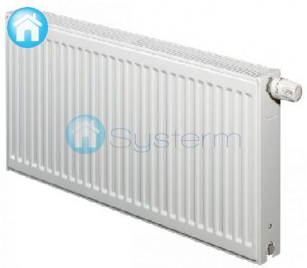 panel radiator purmo ventil compact cv22 600x600 1025 w ebay. Black Bedroom Furniture Sets. Home Design Ideas