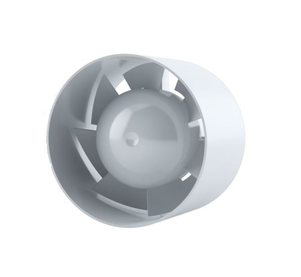 Pvc Ventilation Fitting For Extractor Fans Elbow Duct Connector Reducer Ebay