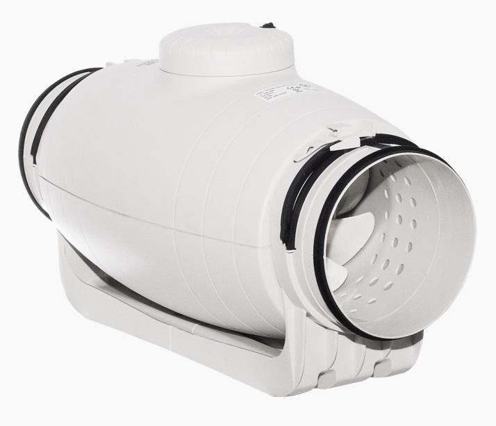 S/&P Schallgedämmter Rohrventilator Lüfter TD 250//100 SILENT bis 250 m3//h 24 dB